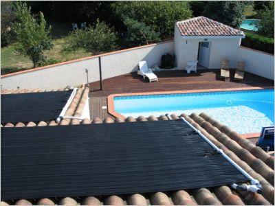 Chauffage solaire pour piscine les metteurs de chauffage for Chauffage solaire piscine