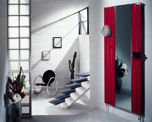 radiateur acier d coratif design les metteurs de chauffage. Black Bedroom Furniture Sets. Home Design Ideas