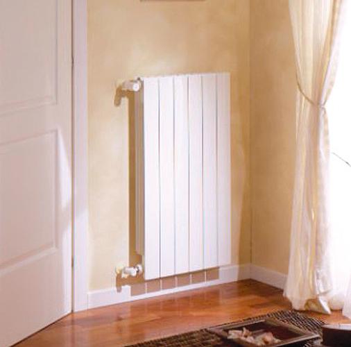 Radiateur aluminium horizontal et vertical les metteurs de chauffage - Radiateur en aluminium pour chauffage central ...