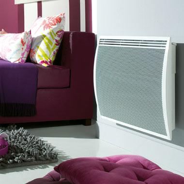 le radiateur lectrique rayonnant radiant les metteurs. Black Bedroom Furniture Sets. Home Design Ideas